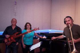 Marshall Music's Friday Jazz Lunch Bunch live in Studio S.