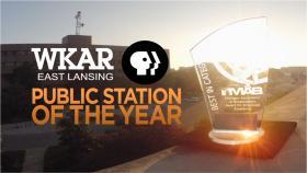 WKAR East Lansing - PBS - Public Station of the Year
