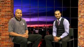 Desmond Ferguson on Current Sports TV