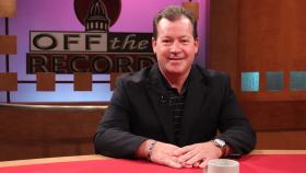 Sen. Randy Richardville appearing on Off the Record with Tim Skubick.