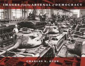 Dr. Charles Hyde's book brings readers nearly 300 archival images of wartime Detroit.