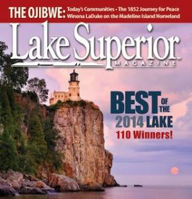 Konnie Lemay's story about Chief Buffalo appears in Lake Superior magazine.