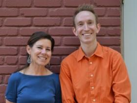 Melissa Kaplan and Chad Badgero say spoken word artists and soap box performances are a small sample of what will be at the Renegade Theatre Festival this weekend in Old Town.