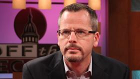 Todd Courser appearing on Off the Record with Tim Skubick.