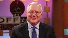 Sen. Rick Jones (R) Grand Ledge, appearing on Off the Record with Tim Skubick.