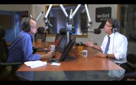 Rep. Gary Peters speaks with Michigan Public Radio's Rick Pluta on the statewide call-in program Michigan Calling. Peters' opponent in his bid for U.S. Senate, Republican Terri Lynn Land, is scheduled to appear on the program on October 3rd.