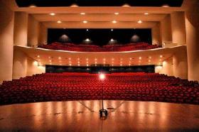 Broadway performers prefer the Wharton Center's continental seating layout because it creates more intimacy, says Bob Hoffman, communications director.