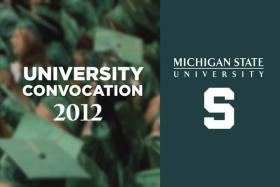University Convocation 2012