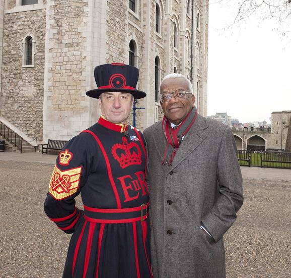 Trevor McDonald, Beefeater