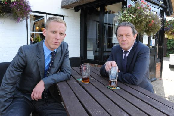 &quot;Inspector Lewis&quot; cast