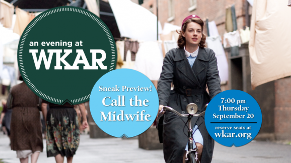 An Evening at WKAR - Call the Midwife Sneak Preview
