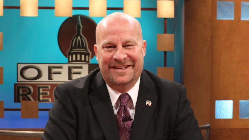 Representative Al Pscholka-R, appearing on Off the Record with Tim Skubick.