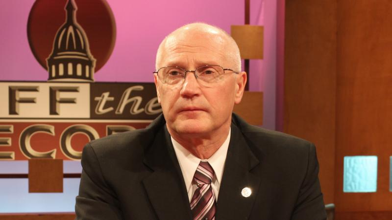 Michigan Representative Rick Olson-R, appearing on Off the Record with Tim Skubick.