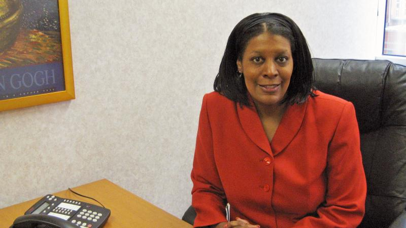 Angela Pruitt is president of the Lansing Black Chamber of Commerce.
