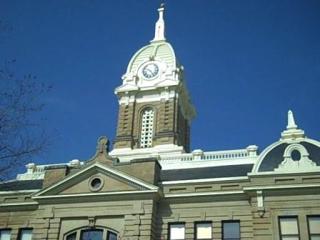 The Ingham County Courthouse in Mason.