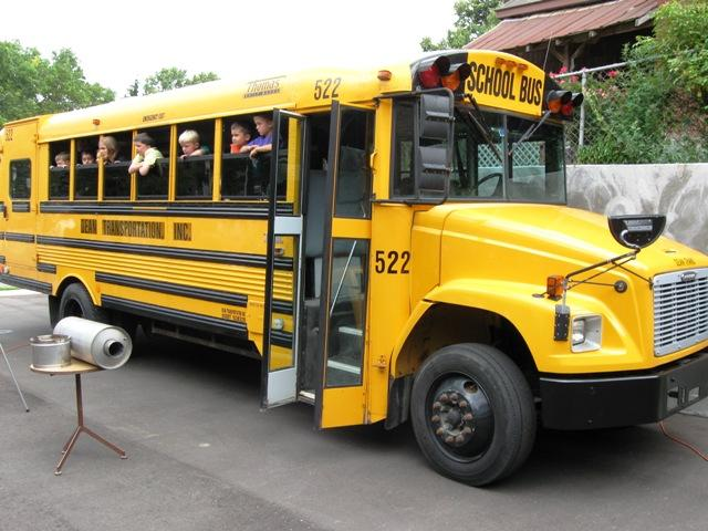 More than 400 school buses serving Eaton County students will be retrofitted with diesel oxidation catalysts.