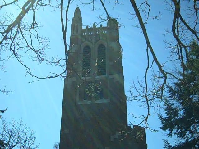 Michigan State University's Beaumont Tower.