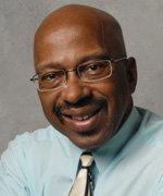 WKAR Sports Talk host Earle Robinson