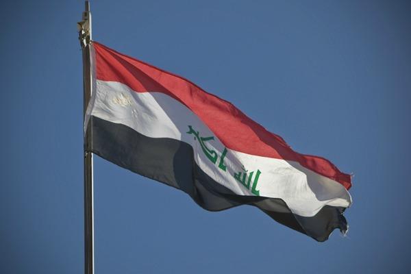 Iraqi flag. photo: BWJones/Flickr