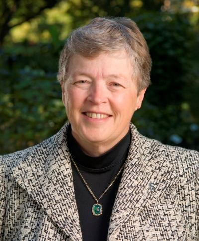 MSU President Lou Anna Simon.  Photo: Courtesy of Michigan State University