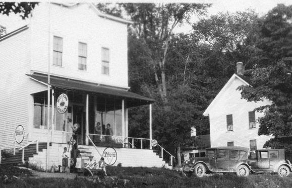 Hemingway frequented the Horton Bay General Store as a boy and a young man.