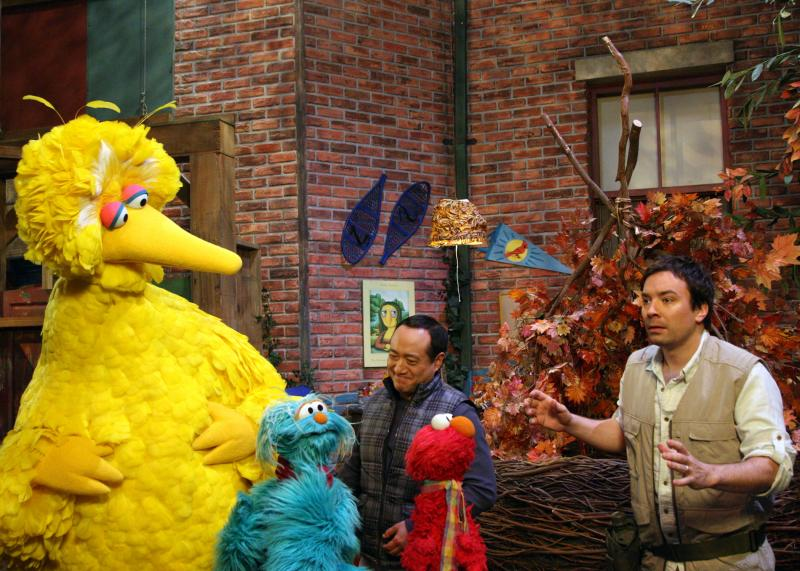 """Sesame Street"" has been educating children on WKAR for four decades."