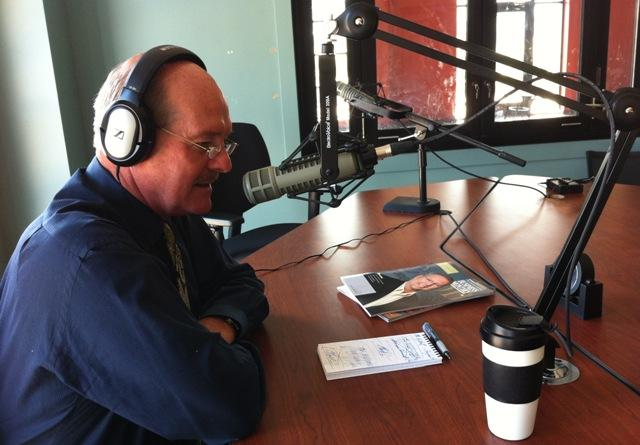"Along with publishing the Greater Lansing Business Monthly, Chris Holman hosts the ""Michigan Business Beat"" radio program on the Michigan Business Network."