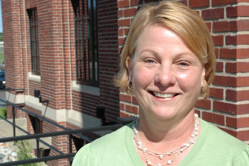 Portrait: Cindy Herfindahl