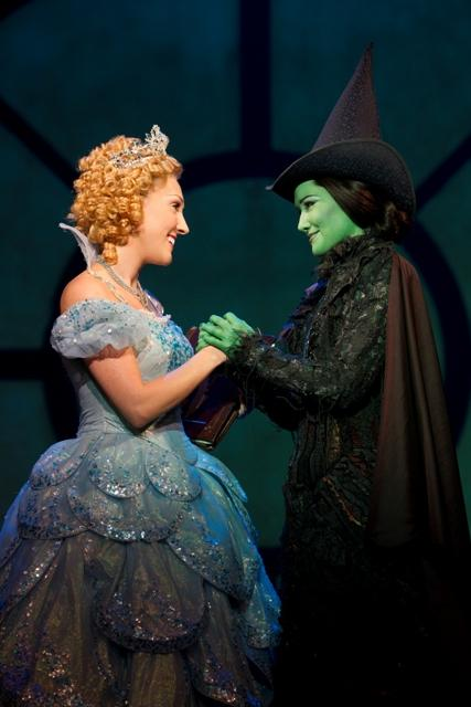 "Tiffany Haas will portray Glinda, and Christine Dwyer is Elphaba for the production of ""Wicked"" coming to East Lansing."
