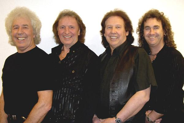 portrait: The Tremeloes