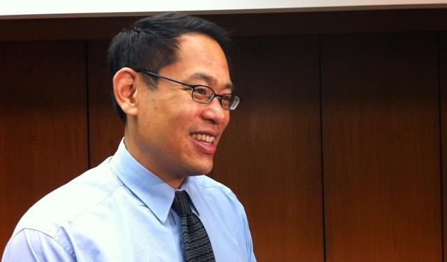 Dr. Steve Hsu becomes vice president for research and graduate studies at MSU August 20.