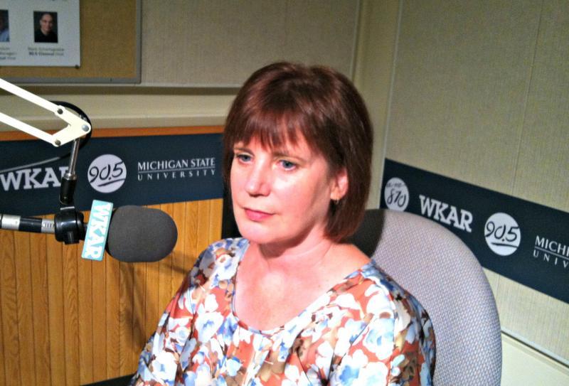 Lansing City Council member Jody Washington