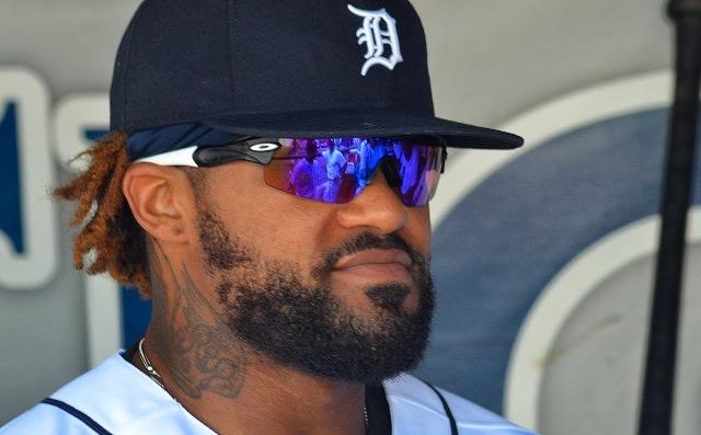 First baseman Prince Fielder won the Home Run Derby during the All-Star break. He has 15 home runs.