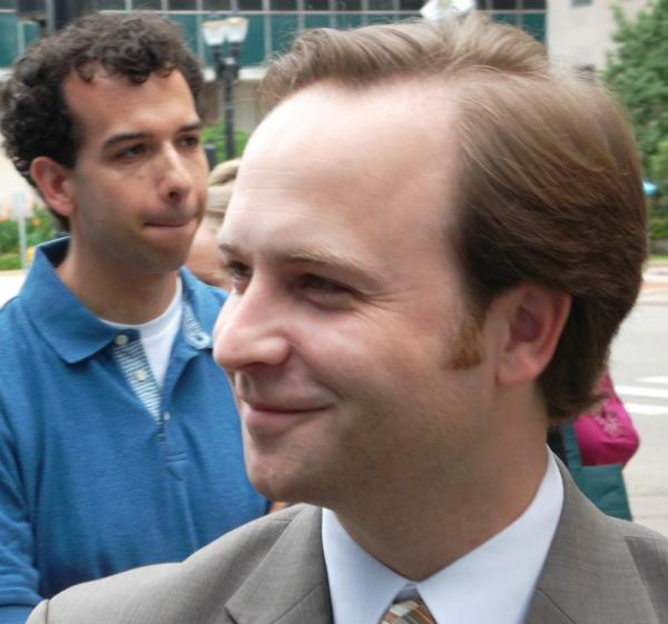 Michigan Lt. Gov. Brian Calley