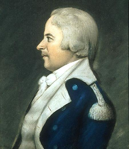 Gen. William Hull faced court-martial for surrendering Detroit to the British.
