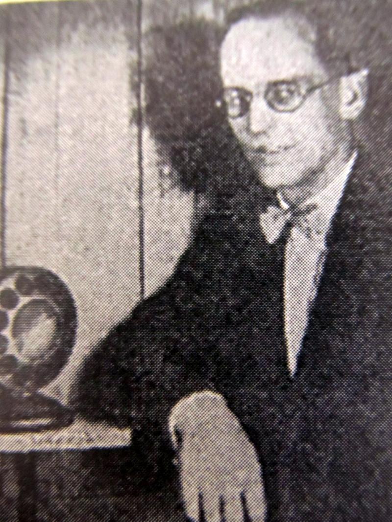 J.B. Jimmy Hasselman