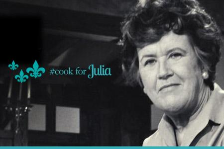 #cookforjulia