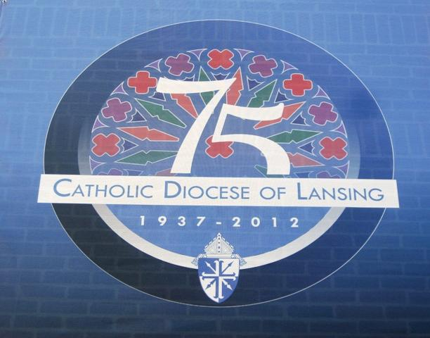 The Catholic Diocese of Lansing was established by Pope Pius XI on May 22, 1937.