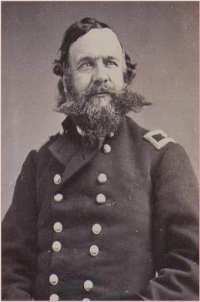 Gen. Alpheus S. Williams led the Union army is the first phase of fighting at Antietam.