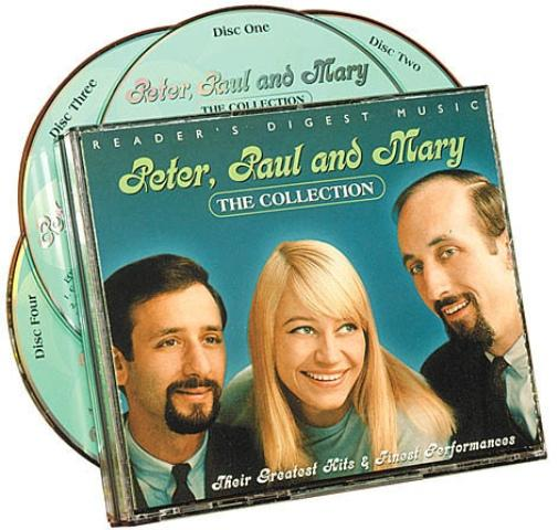 Peter Yarrow, Mary Travers and Paul Stookey formed Peter, Paul and Mary in 1961.  Yarrow will perform Sunday night at The Ark in Ann Arbor.