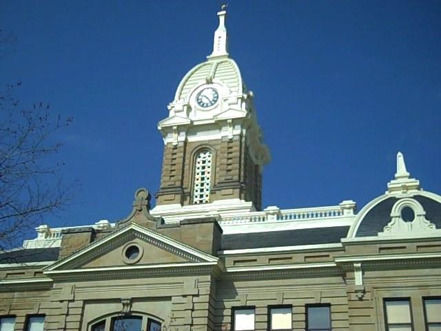 Ingham County Courthouse photo