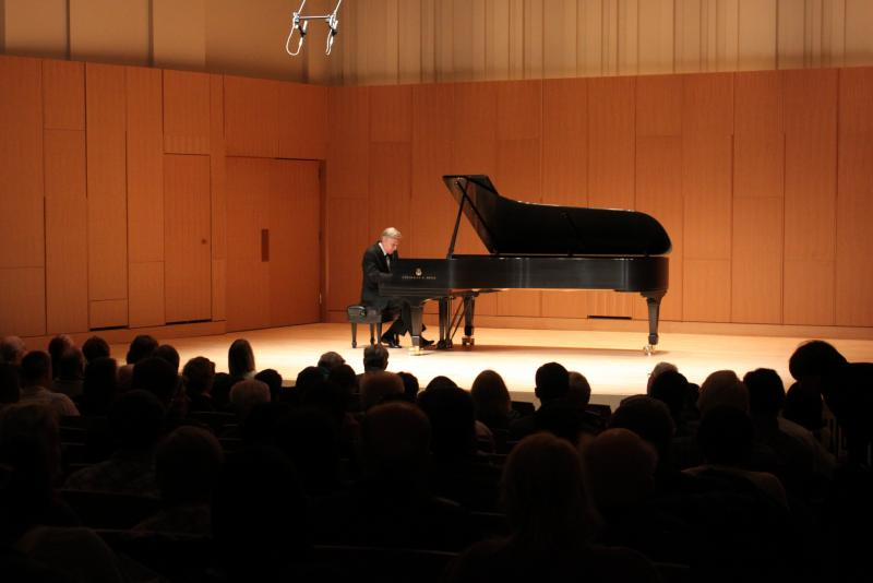 Ralph Votapek at Cook Recital Hall - MSU Faculty Recital Series