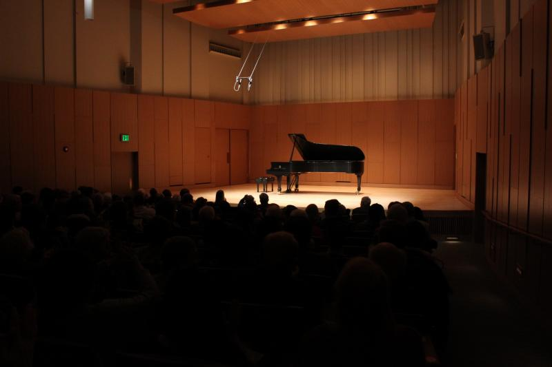 Cook Recital Hall - MSU Faculty Recital Series