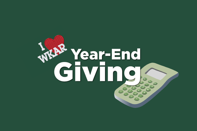 I love WKAR - Year-End Giving