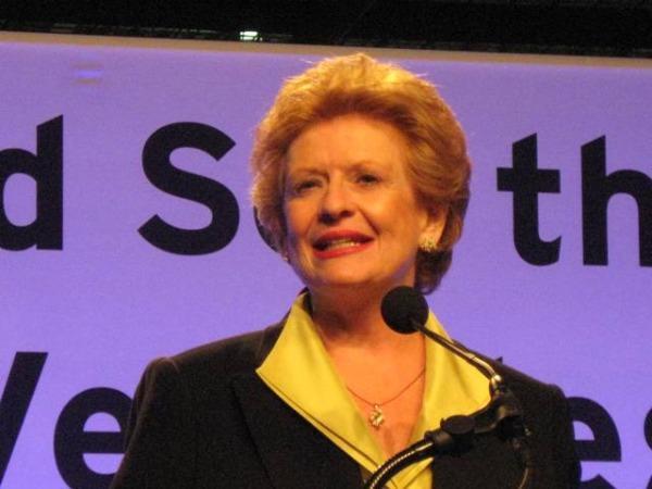 U.S. Senator Debbie Stabenow (D-Michigan)