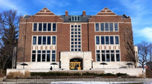 The MSU Union opened in 1924. Today, renovations will be celebrated from 4 to 7 p.m.