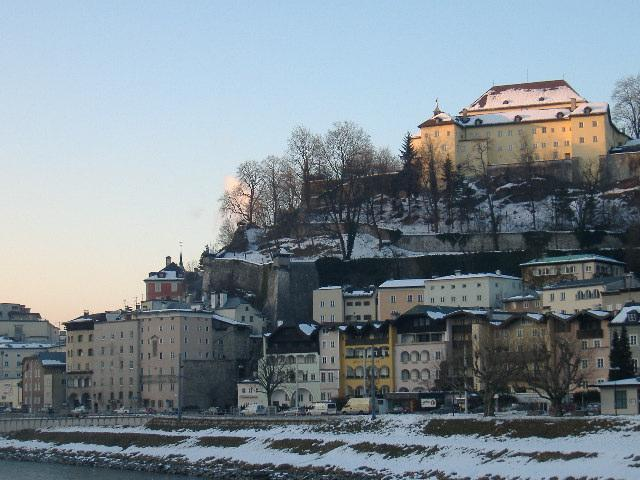 Salzburg afternoon, January 2006