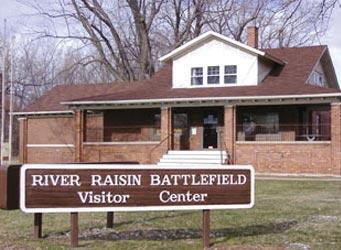 River Raisin Battlefield Visitor Center