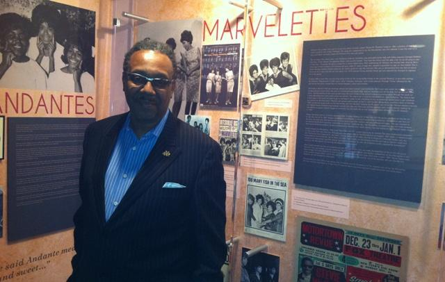 Allen Rawls is President and CEO of the Motown Museum