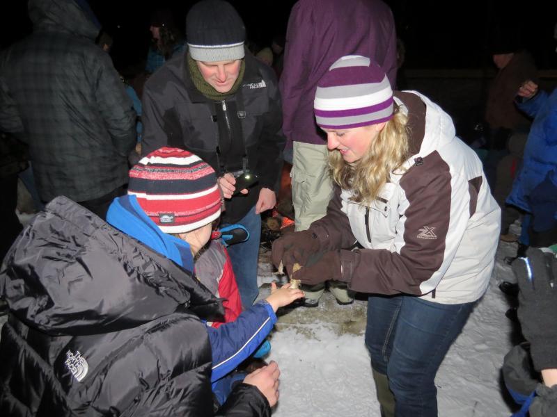 Park Naturalist Katie Adams